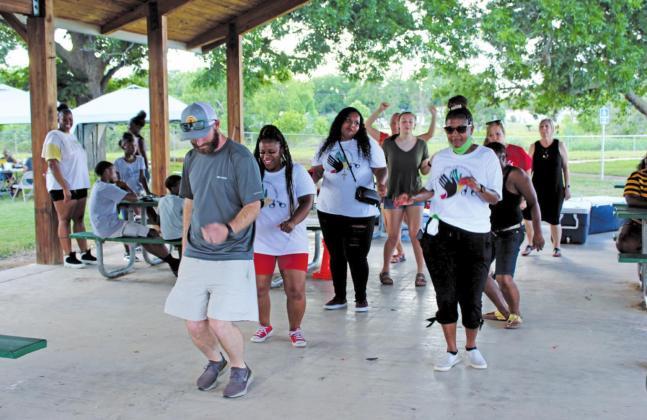 County citizens celebrate Juneteenth