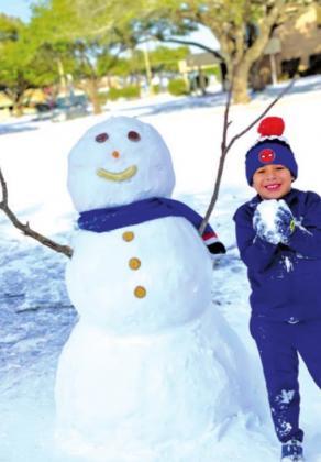 Fun in the Snow!