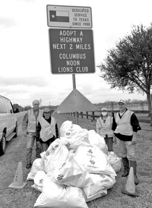 Columbus Lions clean FM 109
