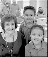 St. Michael School celebrates grandparents