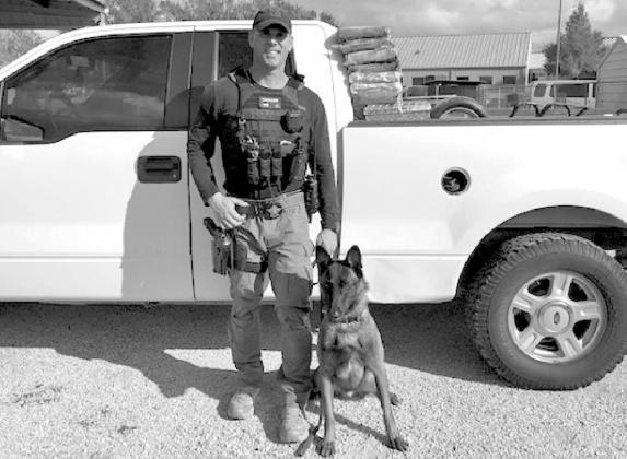 Fayette County K-9 Unit seizes 8.5 kilos of cocaine