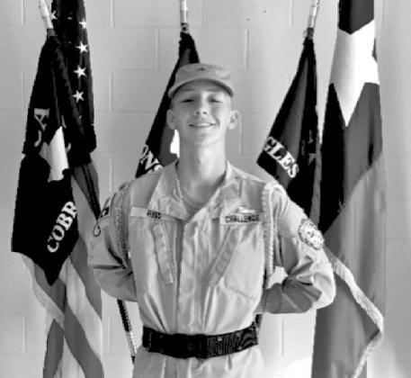 TCA Cadet of the Week: Cadet Robert A. Rios