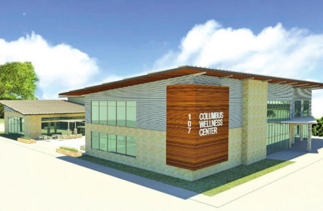 CCH's new Wellness Center, Community Center