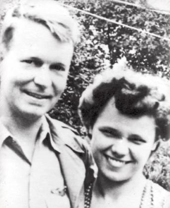 John and Louise Hancher – love will find a way