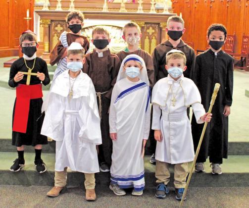 SMCS observes All Saints Day