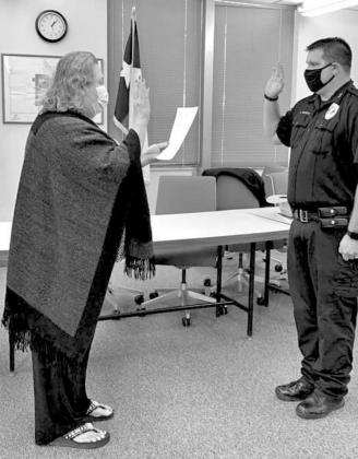 Buckley promoted to Sergeant