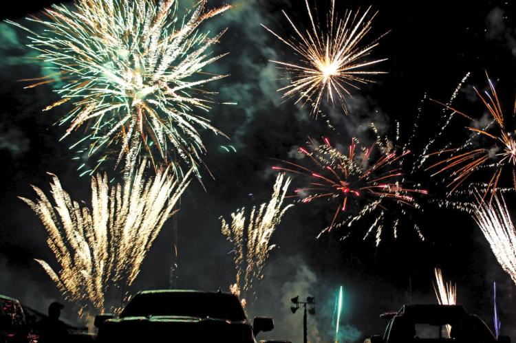 Eagle Lake has Fourth of July fireworks fever