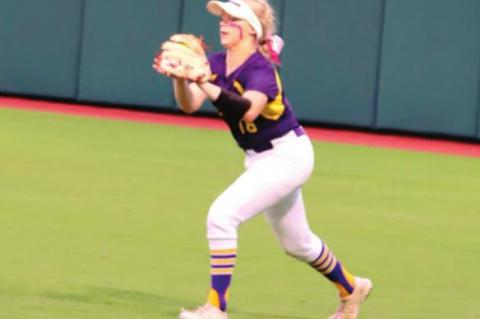 LADY CAT MAKES ALL-STATE TEAM