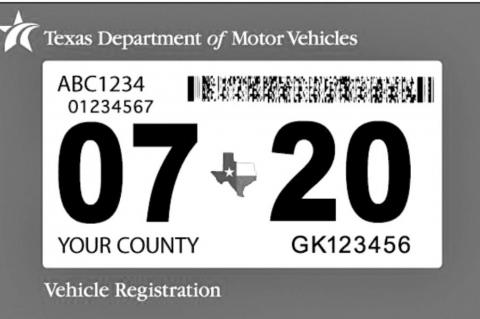Waiver of vehicle title and registration requirements remains in effect