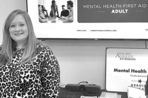 Behavioral Health Task Force offers second Mental Health First Aid Class
