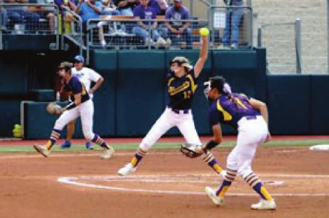 Lady Cats edged out of State competition