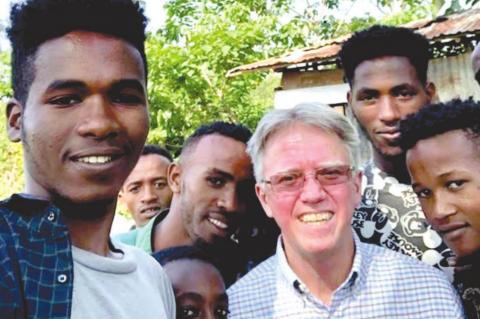 Local pastor travels to Ethiopia on mission