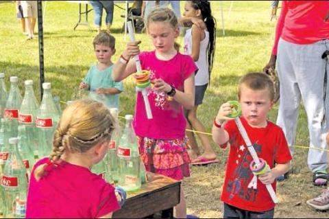Fun for all at annual Mentz picnic
