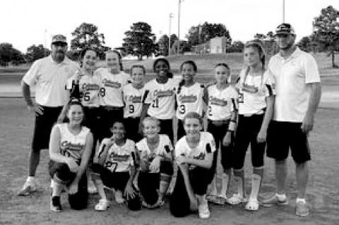 Columbus All Star Majors win Sectionals, move on to State
