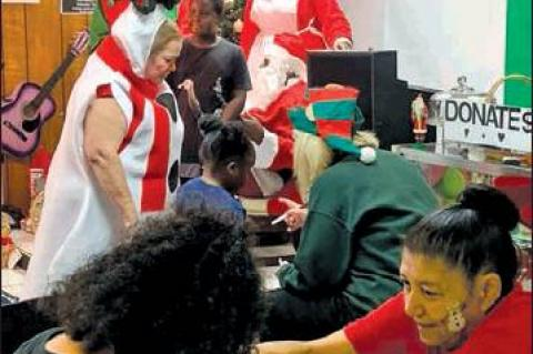 Angel Tree ministry brings Christmas cheer