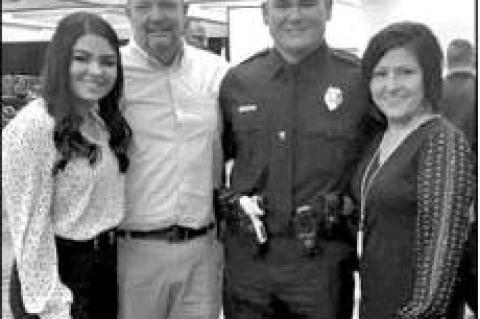 Ferguson graduates Corpus Christi police academy