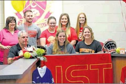 Ruether signs with UST