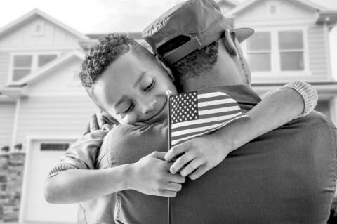 Nominate an active duty service member for care package from H-E-B