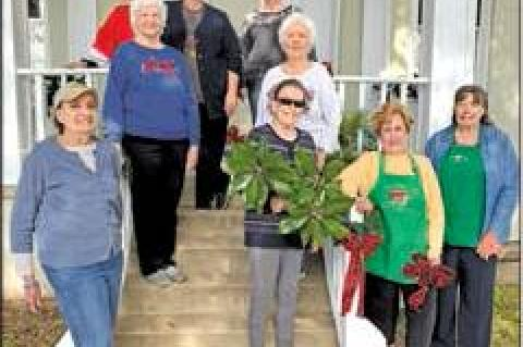 Celebrate 40 years of Christmas décor with Columbus Garden Club, CHPT