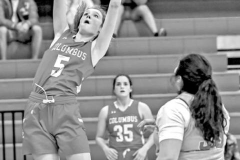 Lady Cards squash the Squaws to win Bi-District