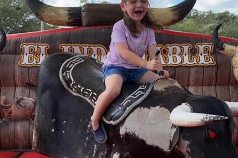 Blessings and bull rides