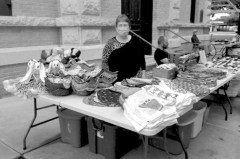 Saturdays on the Square vendors start new season