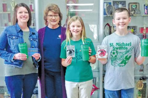 Catholic School Sweepstakes winners