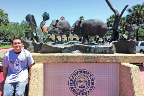 Wildcat commits to TAMU-Kingsville