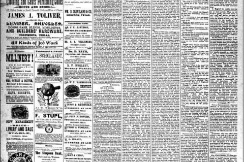A look at The Citizen 129 years ago