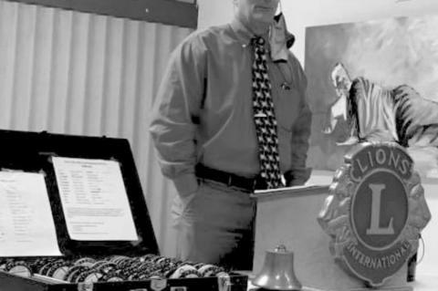 Raider Superintendent guest for EL Lions