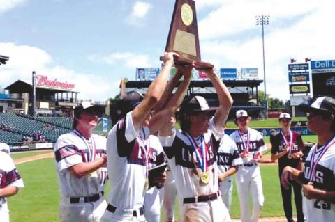 Fayetteville Lions take State Championship