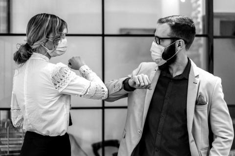 Aggie engineers create step-by-step method of making protective medical masks