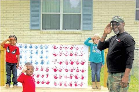 Kingdom Kids Academy honors veterans