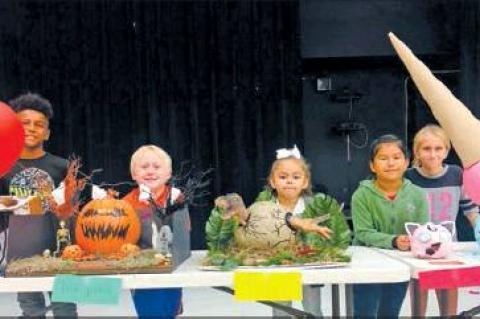 CES Plump Pumpkin winners