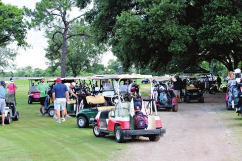 Golf Tournament deemed a success
