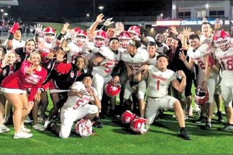Cardinals are state quarterfinal champs