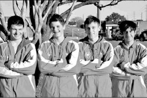 Cardinal swim team finishes season