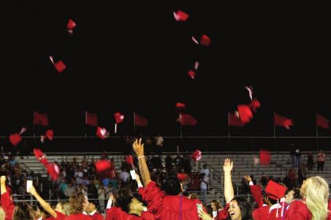 A memorable night for 2021 Seniors