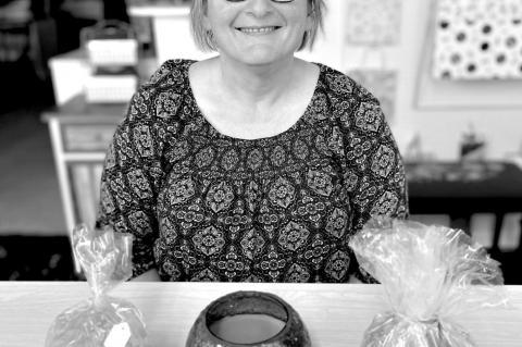 GayeLynn's Candles, Kolache Heaven: Eagle Lake's baker and candlestick maker