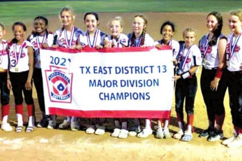 Columbus All Stars Major Division stun Grimes County