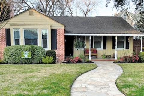 Wessels, Norris home is Yard of the Month