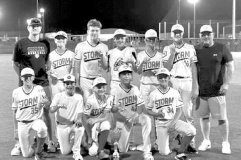 Area baseball athletes take state championship