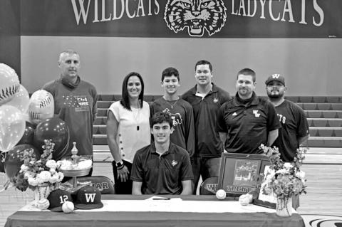 Wildcat heads to McNeese State