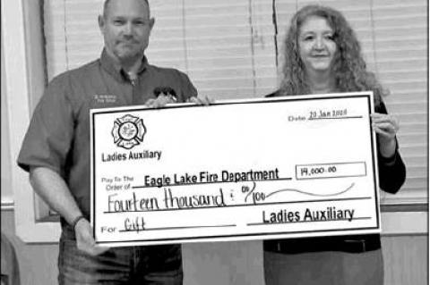Gertson named Fireman of the Year