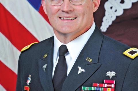 McQueen promoted to Brigadier General