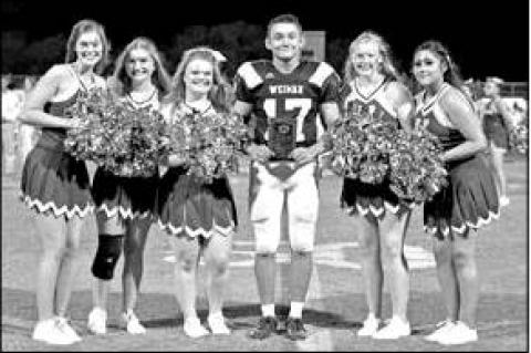 Wildcat royalty crowned for Homecoming