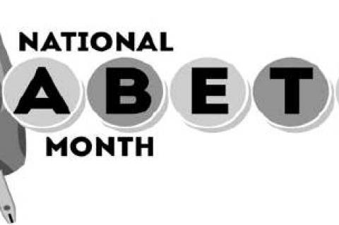 National Diabetes Month focuses on heart disease in November