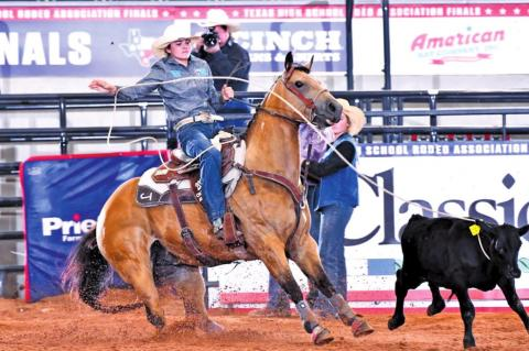 Local youth rodeo competitor to compete in the Vegas Tuffest Jr. World Championship