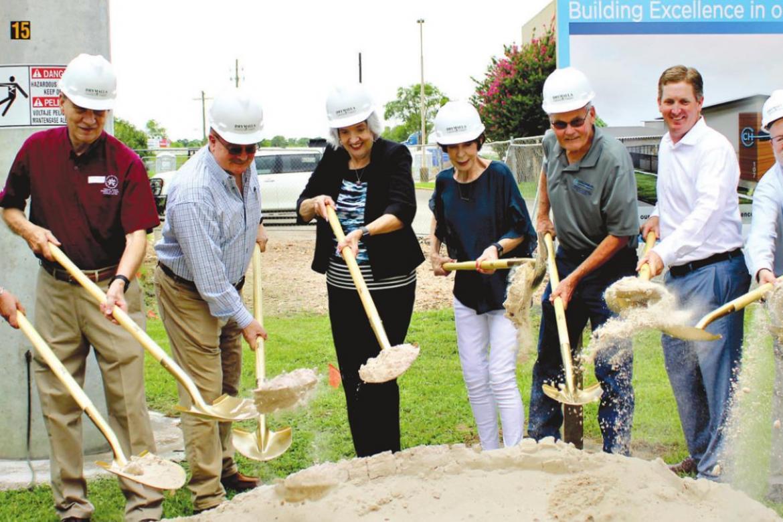 Columbus Community Hospital breaks ground for new Wellness Center