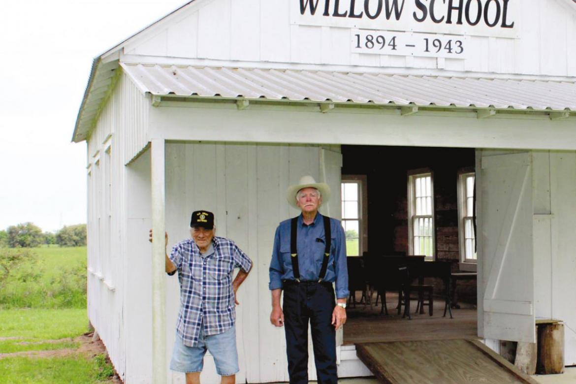 Remembering the Willow School on the prairie